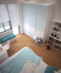 Phòng ngủ bé trai 12