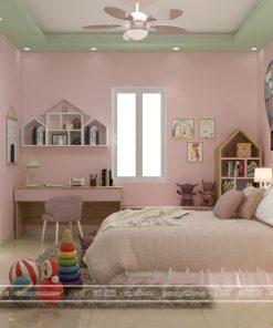 Phòng ngủ con gái 2